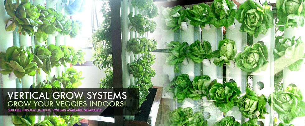 Vertical Grow Systems