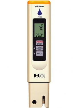 pH hydrotester